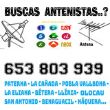 ANTENAS BÉTERA ANTENISTAS NÁQUERA.24h - foto