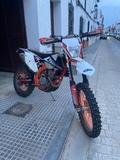 KTM - SIX DAYS 350 CHILE - foto