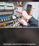 Electricista montajes y reparaciones - foto