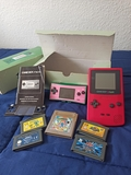 Pack gameboy micro y gameboy color - foto
