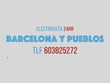 Electricista barcelona 24h qu - foto