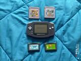 Game Boy Advance+Juegos. - foto