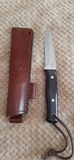 CUCHILLO  J&V WOODLORE GRANADILLO