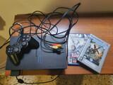 Vendo PlayStation 2 + dos juegos - foto