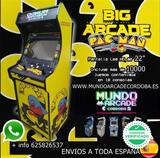 Recreativa arcade premium pac man - foto