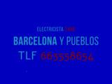 Electricista barcelona 24h gr - foto