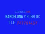 Electricista barcelona 24h rb - foto