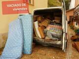 Vaciado de viviendas trasteros - foto