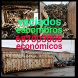 retiramos escombros y madera económicos - foto