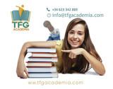 INVIERTE EN TU FUTURO:  TFG,  TFM - foto