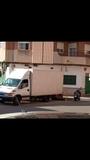 camiones con conductor - foto