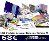 Impresión de flyers publicitarios barato - foto