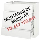 montadores de muebles - foto