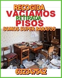 Vaciado de pisos limpieza recogida - foto
