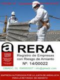 desmontar tejados de Uralita en Huelva - foto