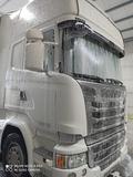 Limpieza integral de camiones - foto