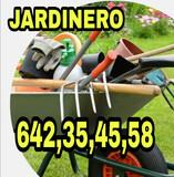 JARDINERO económico DESBROCES ^^--'u - foto