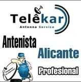 Reparaciones antenas Alicante - foto