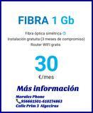 Fibra DIGIMOBIL en Algeciras - foto
