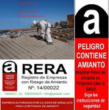 GESTION DE RESIDUOS DE AMIANTO - foto