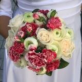 Ramos de flores costa tropical - foto