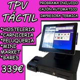TPV CON LICENCIA Y SOFTWARE - foto