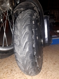 vendo ruedas de patinete y cargador - foto