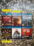 Juegos varios de PS4 - foto