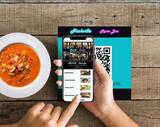 Carta y Menu Digital con Codigo QR - foto