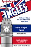 CLASES DE INGLÉS ON LINE - foto