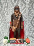 Chewbacca gigante en caja sin uso Star W - foto