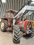 COMPRO FIAT 140 90 MASSEY 285 FORD 5000 - foto