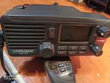 TRNSMISOR MARINO VHF MODERNO CON SCANER - foto