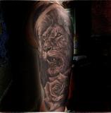 tattoo realista - foto