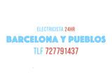 Electricista barcelona 24h uz - foto