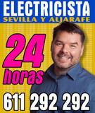 ELECTRICISTA 24H URGENTE SEVILLA - foto