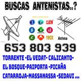 Antenas torrente antenistas localidades - foto