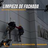 Reparación y limpieza fachada Valencia - foto