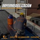 Impermeabilización y reparación tejados - foto