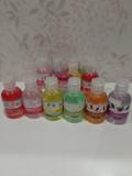 Gel hidroalcoholico colores infantiles - foto