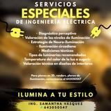 Servicios de ING. Eléctrica Luminotecnia - foto