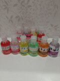 Gel hidroalcoholico colores infantiles - foto