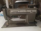 Se vende máquina de coser industrial - foto