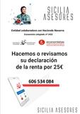 declaración 25 euros renta 2020 peralta - foto