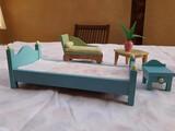 Muebles para casa de muñecas - foto