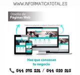 DISEÑADORES WEB BARATO Y PROFESIONAL - foto