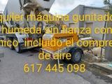 ALQUILER GUNITADORA VÍA HÚMEDA - foto