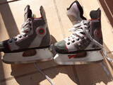 VENDO PATINES HOCKEY HIELO 32-35 - foto