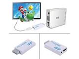 Adaptador de wii a HDMI - foto