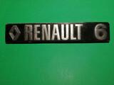 RENAULT 6 - foto